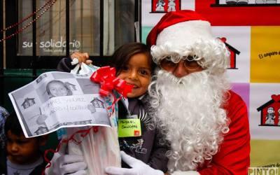 Enviados de Papá Noel